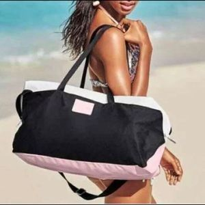 New VS duffel bag